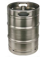 Half Barrel Keg