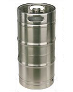 Slim Quarter Barrel Keg